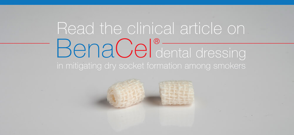 A retrospective study on the use of a dental dressing to